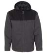 5058 - Terrain Hooded Boulder Cloth Jacket