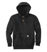 CT100614 - Paxton Heavyweight Hooded Zip-Front Sweatshirt
