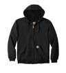 CT100632 - Rutland Thermal-Lined Hooded Zip-Front Sweatshirt