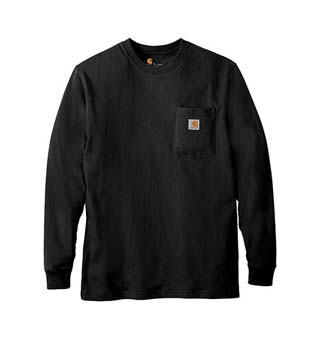 Workwear Pocket L/S T-Shirt