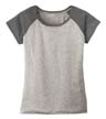 LST362 - Ladies' Heather Tee
