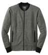 NEA503 - French Terry Baseball Full-Zip